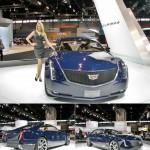 The Cadillac Elmiraj concept