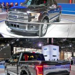 Fresh from its debut at the North American International Auto Show is the 2015 Ford F150, an aluminum bodied revamp of the America's best selling vehicle.
