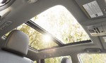 Highlander's expansive sunroof