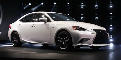 2015 Lexus IS 350 4-door Sedan FWD | Wo With Wheels