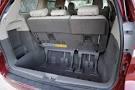 Toyota Sienna cargo area