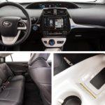 2016 Prius Interior