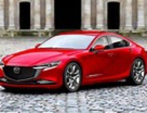 2020 Mazda6 Signature Sedan